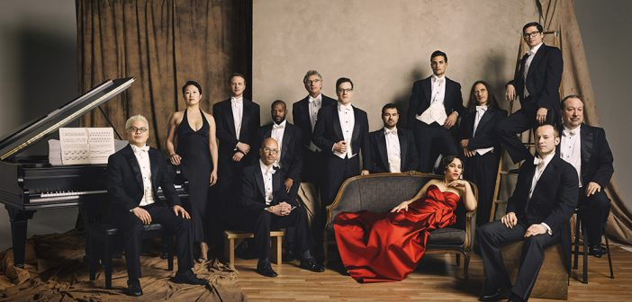 Kahilu Theatre Presents Pink Martini Featuring China Forbes